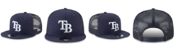 New Era Tampa Bay Rays All Day Mesh Back 9FIFTY Cap