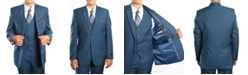 Tazio Solid 2 Button Vested Boys Suit, 5 Piece