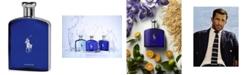 Ralph Lauren Men's Polo Blue Eau de Parfum Spray, 4.2 oz.