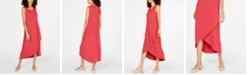 Alfani Tulip-Hem Maxi Dress, Created for Macy's