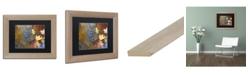 """Trademark Global Jason Shaffer 'Arb' Matted Framed Art - 14"""" x 11"""""""