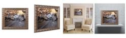 "Trademark Global Jason Shaffer 'Chance Creek 2' Ornate Framed Art - 20"" x 16"""