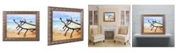 "Trademark Global Jason Shaffer 'Hawaii 2' Ornate Framed Art - 20"" x 16"""