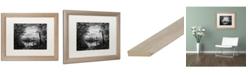 """Trademark Global Jason Shaffer 'Morgan Street 3' Matted Framed Art - 20"""" x 16"""""""