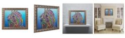 """Trademark Global Dean Russo 'Scarlett' Ornate Framed Art - 16"""" x 20"""""""