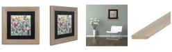 """Trademark Global Carrie Schmitt 'Protect Your Soul' Matted Framed Art - 11"""" x 11"""""""