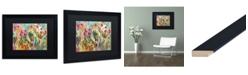 """Trademark Global Carrie Schmitt 'Jefferson Sisterhood' Matted Framed Art - 16"""" x 20"""""""