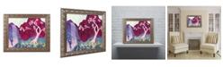 "Trademark Global Natasha Wescoat '031' Ornate Framed Art - 11"" x 14"""