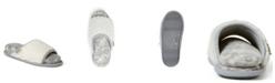 Dearfoams Women's Cloud Step Slide Slipper, Online Only