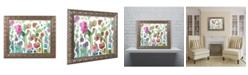 """Trademark Global Carrie Schmitt 'Wild Divinity' Ornate Framed Art - 11"""" x 14"""""""