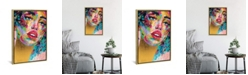 """iCanvas Imaan by Kate Tova Gallery-Wrapped Canvas Print - 40"""" x 26"""" x 0.75"""""""