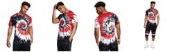 True Religion Men's Move Reflective Tie-Dye T-Shirt