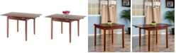 Winsome Wood Pulman Extension Table