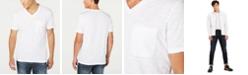 INC International Concepts INC Men's V-Neck Pocket T-Shirt, Created for Macy's
