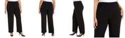 Alfani Plus Size Pull-On Pants, Created for Macy's