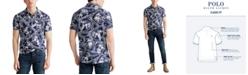 Polo Ralph Lauren Men's Classic Fit Western-Print Mesh Polo Shirt