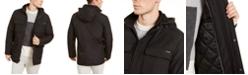 Calvin Klein Men's Bonded All-Season Hooded Jacket, Created for Macy's