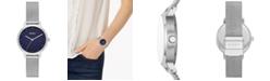 DKNY Women's Modernist Stainless Steel Mesh Bracelet Watch 32mm
