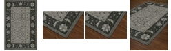 D Style CLOSEOUT! Torrey Tor1 Pewter 5' X 7'6 Area Rugs
