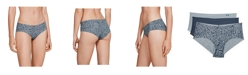 Under Armour Women's Pure Stretch Hipster 3Pack Printed