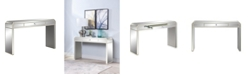 Coast to Coast Reflections Console Table, Quick Ship