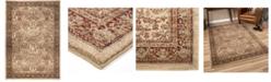 "Palmetto Living ORI400946 Aria Persian Forest Bisque 5'1"" x 7'6"" Area Rug"