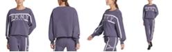 DKNY Sport Logo Fleece Sweatshirt