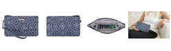 Travelon RFID Blocking Wristlet Clutch