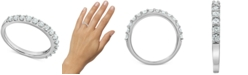 Macy's Diamond Wedding Ring (1/4 ct. t.w.) in 14k White Gold