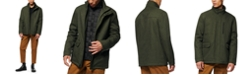 Marc New York Men's Mullins Melange Tech Shell Mid Length Jacket with Bib