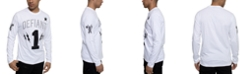 Sean John Men's Long-Sleeve Defiant 1 Graphic T-Shirt