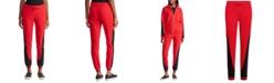 Lauren Ralph Lauren Petite Terry Track Pants, Created for Macy's