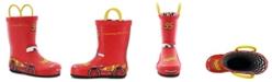 Western Chief Little Kid's and Big Kid's Lightning McQueen Rain Boot