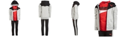 Puma Little Boys 3-Pc. Colorblocked Fleece Hoodie, Fleece Jogger Pants & T-Shirt Set