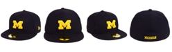 New Era Michigan Wolverines AC 59FIFTY-FITTED Cap