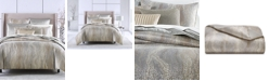 Hotel Collection Terra King Comforter, Created for Macy's