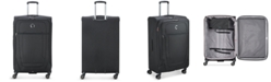 "Delsey Helium DLX 29"" Softside Check-In Spinner, Created for Macy's"