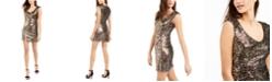 Nanette Lepore Leo Sequin Dress