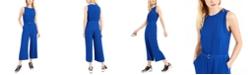Michael Kors Belted Jumpsuit, Regular & Petite