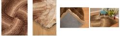 "Asbury Looms Finesse Tourbillion 2100 20126 24 Beige 1'10"" x 3' Area Rug"