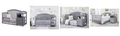 Sorelle Furniture Berkley Crib Changer