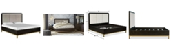 Furniture Hotel Collection Derwick King Bed, Created for Macy's