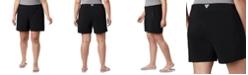 Columbia Plus Size Adjustable-Waist SPF Shorts