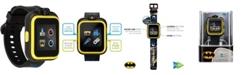 iTouch PlayZoom DC Comics - White Batman Strap Touchscreen Smart Watch 42x52mm