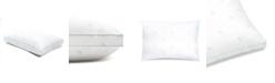 Calvin Klein Monogram Logo Extra Firm Support Cotton Pillow, King