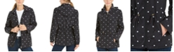 Charter Club Printed Anorak Jacket, Created for Macy's