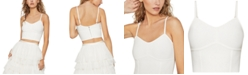 BCBGMAXAZRIA Crop Top