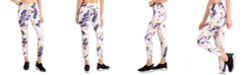 Calvin Klein Printed High-Waist Leggings