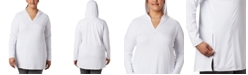 Columbia Plus Size Chill River Hooded Tunic