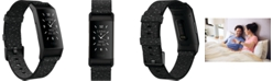 Fitbit Charge 4 SE Granite Band Touchscreen Smart Watch 22.6mm